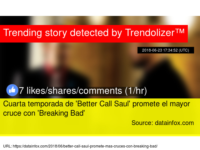 Cuarta temporada de 'Better Call Saul' promete el mayor ...